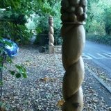 Photo 13 - Ornamental Gate Posts