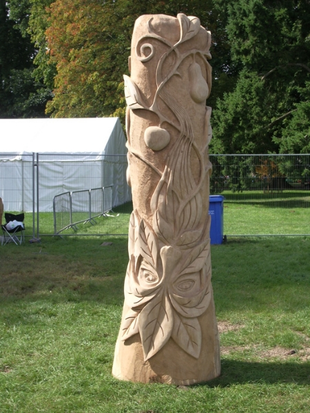 Greenmen Photo 20 - Fruits of the Earth Green Man