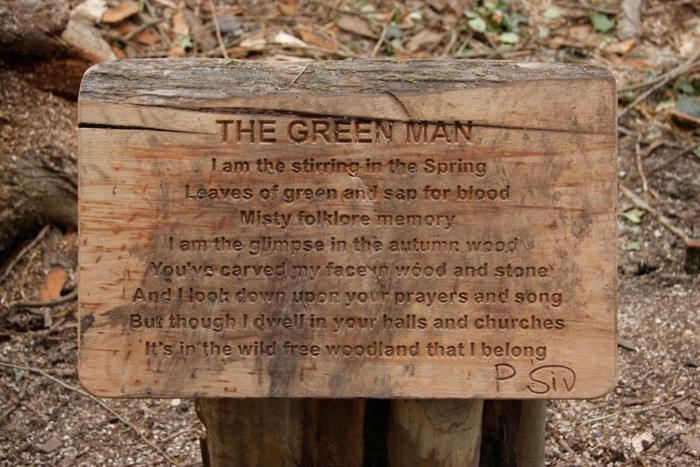 Greenmen Photo 18 - Green Man Riddle