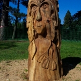Greenmen Photo 9 - Kew Green Man