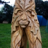 Greenmen Photo 6 - The Green Trickster